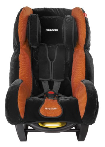 Recaro 6121.21106.66 Young Expert Kindersitz Microfibre, orange