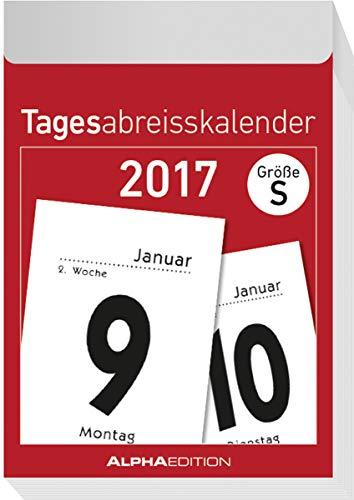 Tagesabreißkalender S 2020 - Wandkalender - Bürokalender (4 x 6) - 1 Tag 1 Seite - mit Sudokus, Rezepten, Rätseln uvm.