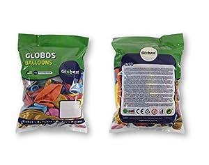 Globest- Globos de fiesta, Multicolor Festival 50720)