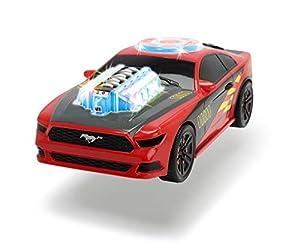 Dickie Toys 203764003Music Racer Juguete Auto con Motor, función de luz y Sonido
