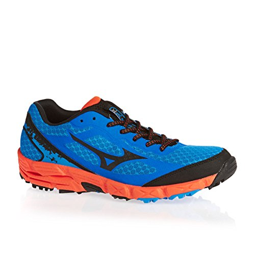 Mizuno Wave Kien Chaussure Course Trial - AW14 blue