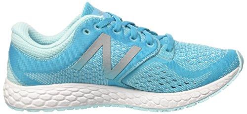 New Balance Wzantv3, Running Femme Bleu (Blue/white)