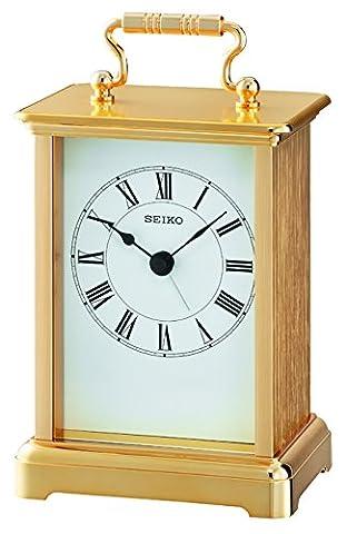 Seiko qhe093g Horloge de cheminée