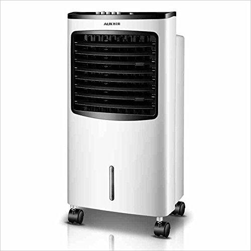 Fan NAN Kühlende tragbare Klimaanlagen-Einheit, Luft-Kühler, Luftreiniger-Ventilator und Befeuchter 8L, Luftentfeuchter, leiser geräuscharmer Technologie, bewegliche Klimaanlage 75W Kühle Brise -