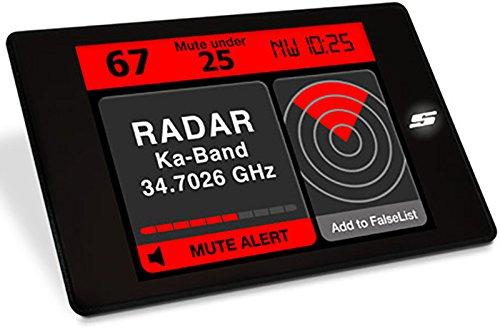 Stinger Laser (Stinger VIP mit HD-Radarantenne, Laserset und GPS)