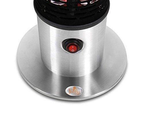 Firefly 1.200 Watt Infrarot-Heizstrahler (Goldröhre) Terrassenheizung, Tischheizung - 4