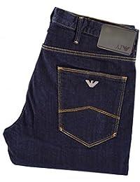Emporio Armani - Jeans - Homme bleu bleu