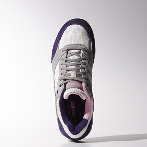 adidas Tech Super, Baskets mode femme (grau/rose)