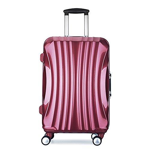 Reisegepäck Handgepäck- ABS+PC Ultraleicht 68cm L - Mode Hartschalen - trolley Koffer 4 rollen