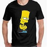 Camiseta - diseño Original - Camiseta Bart Simpson - M