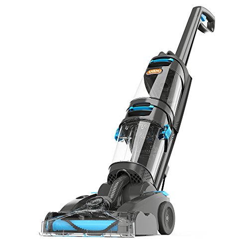 Vax ECR2V1P Dual Power Pet Advance Carpet Cleaner, 4.2 Litre, Grey/Blue