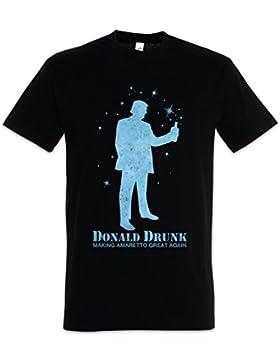 Urban Backwoods Donald Drunk T-Shirt – Tamaños S – 5XL