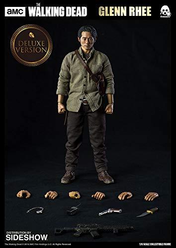 Walking Dead Gleen Rhee 1/6 Scale Deluxe Figure - Walking Deluxe Dead