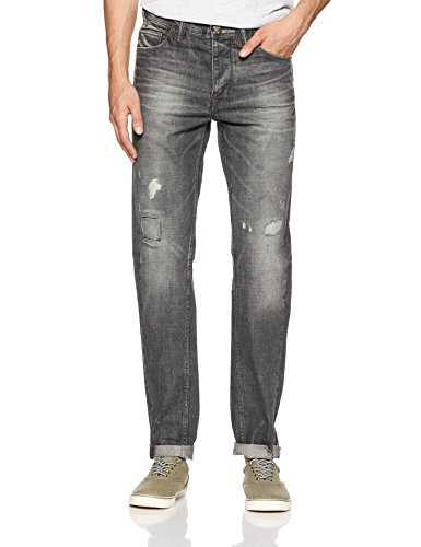 Celio Men's Tapered Fit Jeans