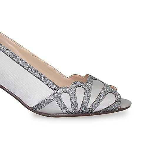 Lunar Sandali donna Grey