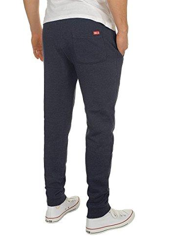 SOLID Benn Pant - Pantalon en Molleton - Homme Insignia Blue Melange