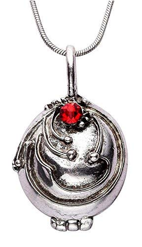 Verbena Vampire Diaries Necklace - Elena Gilbert - Silberfarbe