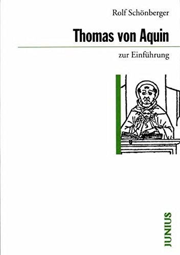 Thomas von Aquin zur Einführung