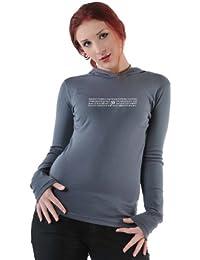 3 Elfen - Sweat-shirt à Capuche -magie élément om - Femme
