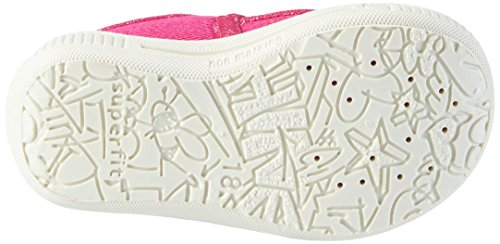 Superfit Bully, Chaussons fille Rose (pink 63)