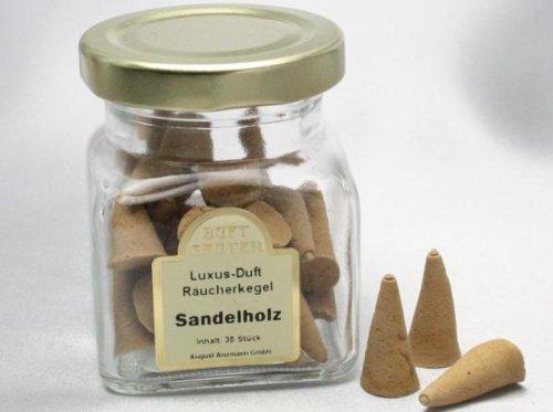 parfum-de-luxe-a-cone-dencens-bois-de-santal