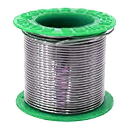7Q7 Electronic Solder 60/40 Tin Lead Roll for Soldering Solder Wire 30 Grams Reel 50Grams Solder-Wire Spool - DIY Hobby Works Projects