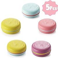 DoGeek Shoe Polish Sponge Shoe Brush Shoe Cleanning Macaron Two-sided Shoes treatment&polish,Portable Shoes Rub