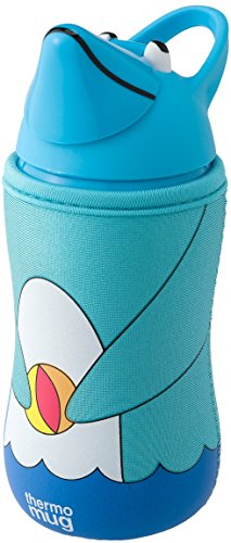 THERMO MUG Animal Bouteille (Dolphin) Marin 5155 AM (Japan Import)