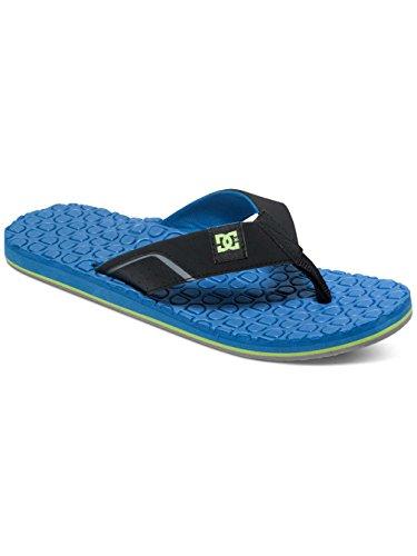 Dc Shoes Infradito e ciabatte da spiaggia Kush Blue 9