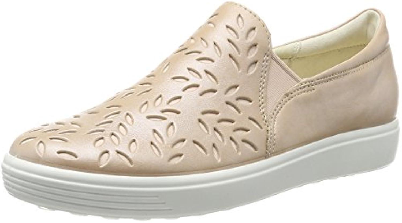 ECCO Soft 7 Ladies, scarpe da ginnastica Infilare Donna | Abbiamo Vinto La Lode Da Parte Dei Clienti  | Scolaro/Ragazze Scarpa