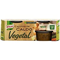 Knorr Cacito De Caldo Verdura - 112 g