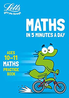 Letts maths in 5 minutes – Letts maths in 5 minutes age 10-11 by Letts