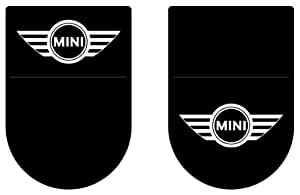 Mini (BMW) Tax Disc Holder with Double-Sided Logo (Self Adhesive)