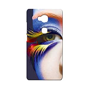 BLUEDIO Designer Printed Back case cover for Huawei Honor X - G2436