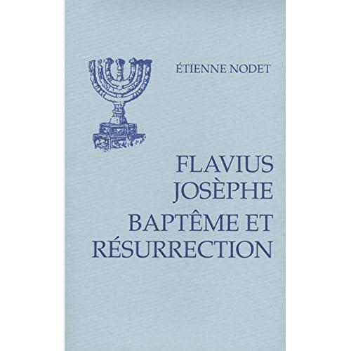 Baptême et résurrection : le témoignage de Joseph