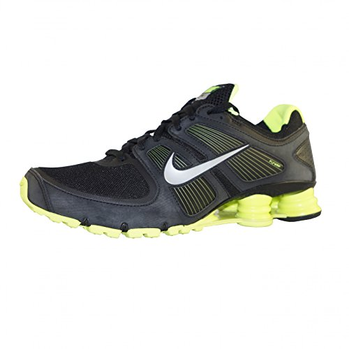 Nike Shox Turbo + 11 Scarpe da running, disponibili in colori assortiti Nero