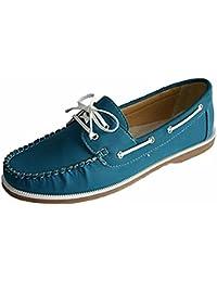 Chaussures En Plastique Insun Pour Les Hommes, Bleu, Taille 38 Eu