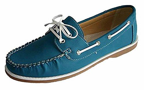 Footwear Sensation , Damen Mokassins Grün