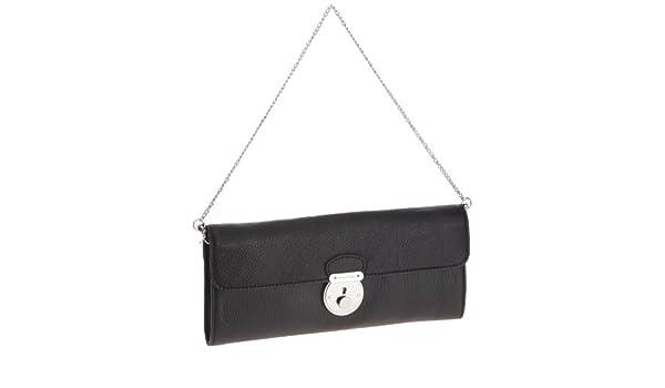 0bbb14905f Paquetage Pochette Emile, Sac porté épaule - Noir: Amazon.fr: Chaussures et  Sacs
