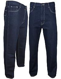 BLUE CIRCLE - Jeans - Homme noir noir 42W x 27L