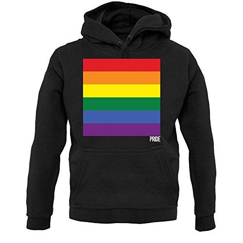 oodie/Kapuzenpullover - Schwarz - L (Gay-pride-geburtstag)