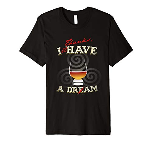Whisky T Shirt I'll Have A Dram - Geschenkidee -