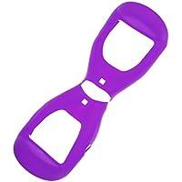 Cubierta Protectora De Silicona Para Aerotabla 6.5 Pulgadas Bici Auto Equilibrio Scooter - Púrpura
