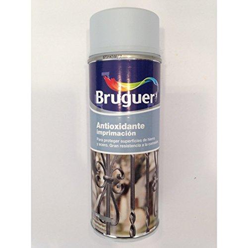Pintura spray antioxidante imprimación Bruguer 400 ml