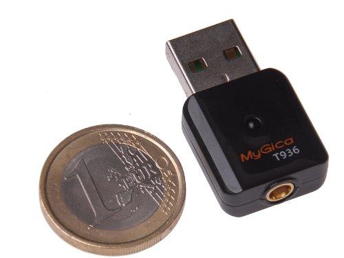 Preisvergleich Produktbild Mygica mini HDTV USB 2.0 DVB-T TV Karte Stick Adapter