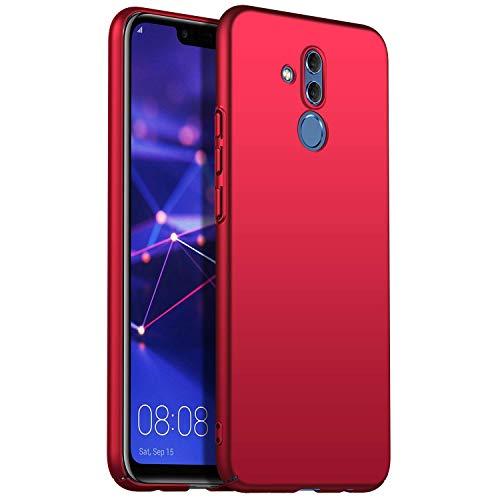 Maxx Galaxy S8 Plus Hülle, Hardcase Handyhülle, Bumper Schutzhülle, Premium Handy Schutz passend für Samsung Galaxy S8 Plus, Rot (Doppelpack, 2 Stück)