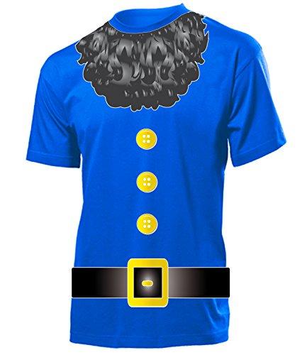 erren T-Shirt (H-B) Gr. XXL (Zwerg Halloween-kostüm)