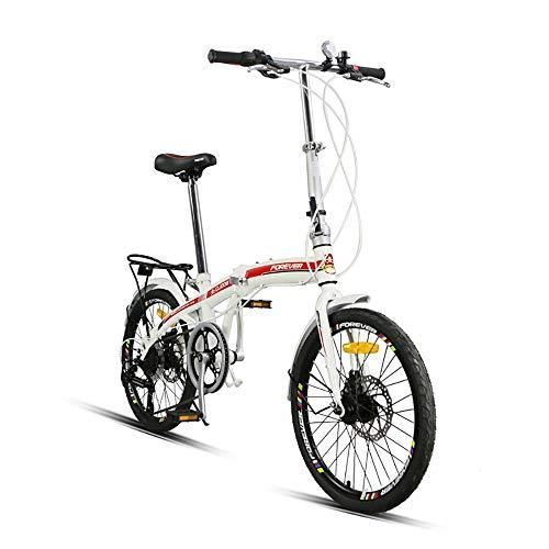 Bicicletta Pieghevole Leggera