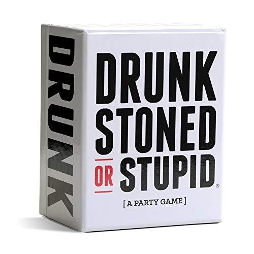 ROSEEH Betrunkener oder Dummkopf Karte Brettspiel Betrunkener Dummkopf