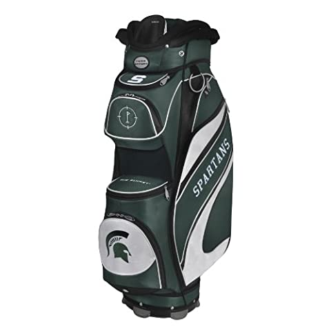 Michigan State Spartans The Bucket Cooler Cart Bag